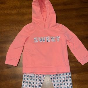 GENTLY Used Hoodie and Pants Outfit